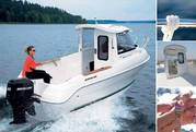 Катер Quicksilver 500 Pilothouse!